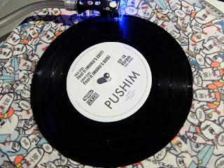 Feel It  / PUSHIMの7インチレコードです。