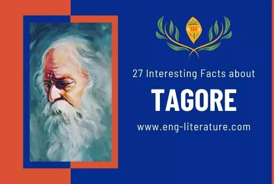 27 Top Interesting Facts about Rabindranath Tagore