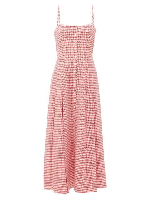 Gabriela - cotton - dress - MATCHESFASHION.COM