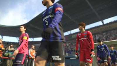 PES 2019 PS4 Option File J1 League Season 2019