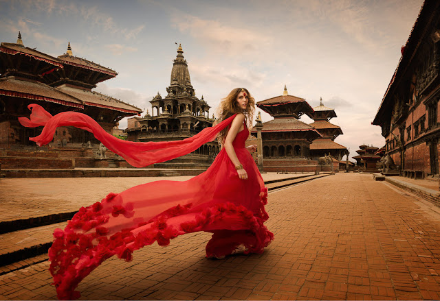 fashion photography Nepal