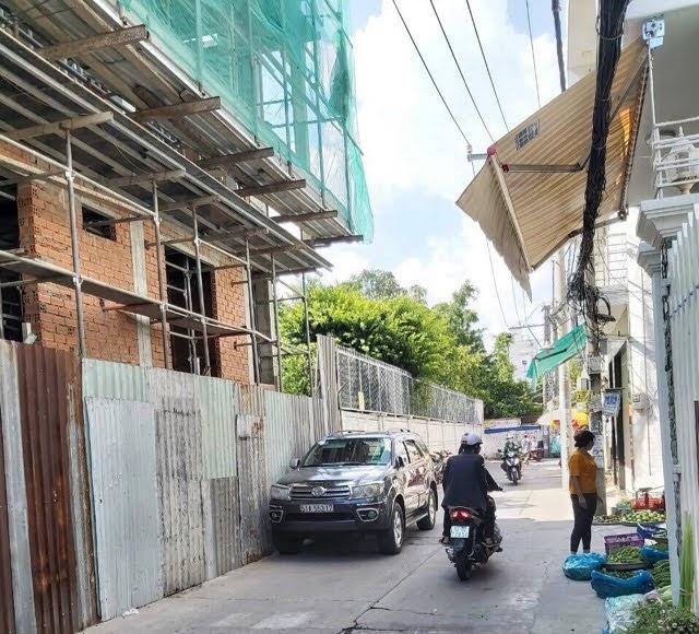 Đất hẻm xe hơi 30 Lâm Văn Bền, Tân Kiểng 4x20 [5 tỷ]