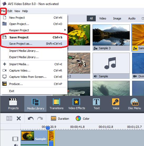 avs video editor templates.html