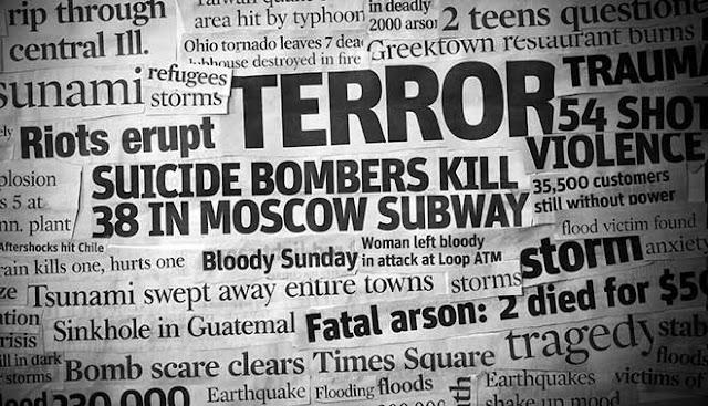 Τρομοκρατία και Δημοκρατία