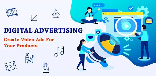 تحميل تطبيق Video Ad Maker - Promo Video Maker, Ad Creator برنامج إنشاء فيديو اعلاني احترافي