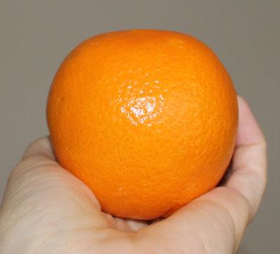 Small California Navel Orange