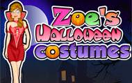 Halloween Costumes Zoe