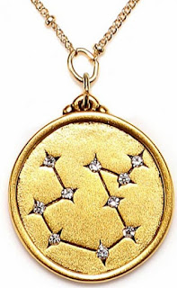 Sequin Jewelry Constellation Necklace