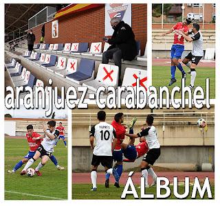 FOTOS ARANJUEZ CARABANCHEL 2020