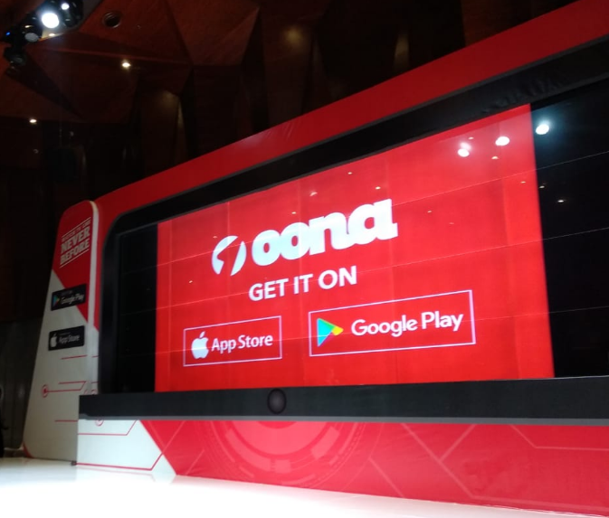 OONA TV - THE FUTURISTIC APP BEYOND TELEVISION & OTT: July 2019
