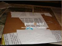 Blog de manualidades. blog con tutoriales de artesanías. puestoqui.blogspot.com