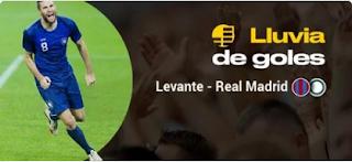 bwin promocion Levante vs Real Madrid 22 febrero 2020