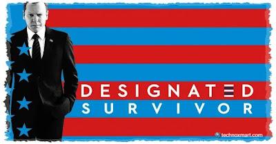 designated survivor netflix episodes