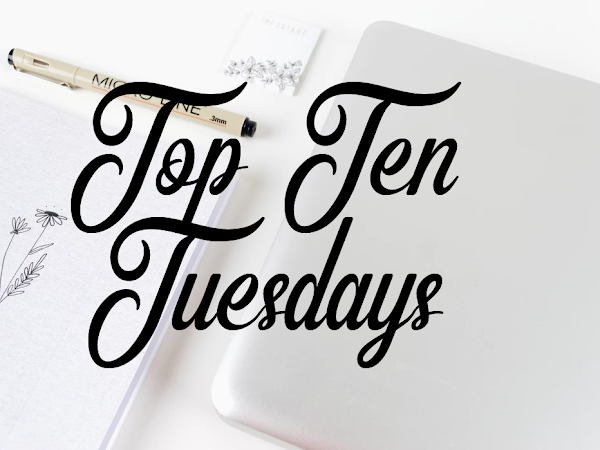 Top Ten Tuesday (13): The Last 10 Books That Gave Me A Hangover