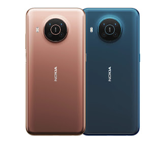 Nokia X20 full specifications