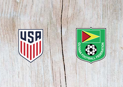 United States vs Guyana - Highlights 19 June 2019