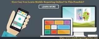 learn mobile repairing