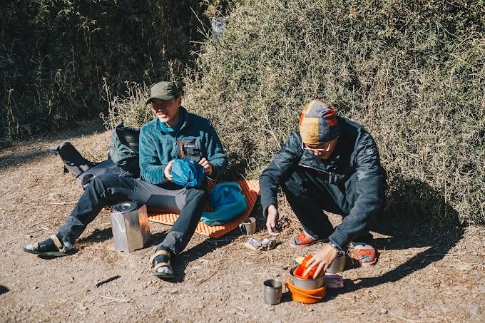 山上吃什麼?登山糧食規劃!