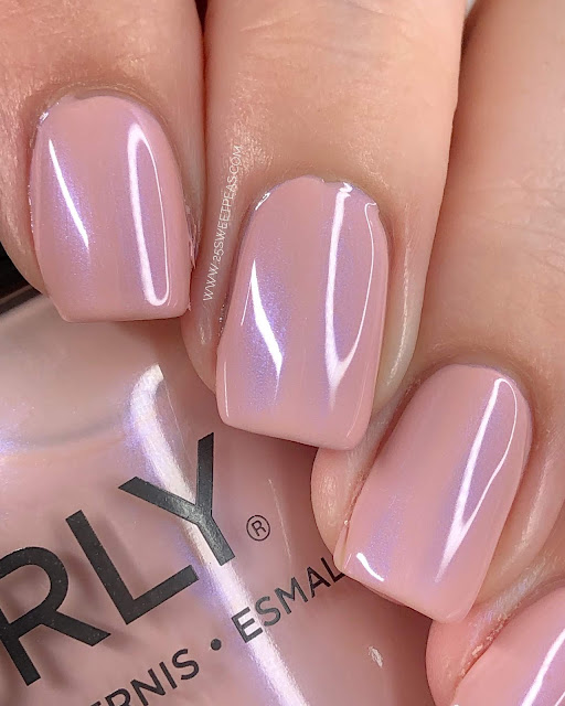 Orly Ethereal Plane 25 Sweetpeas