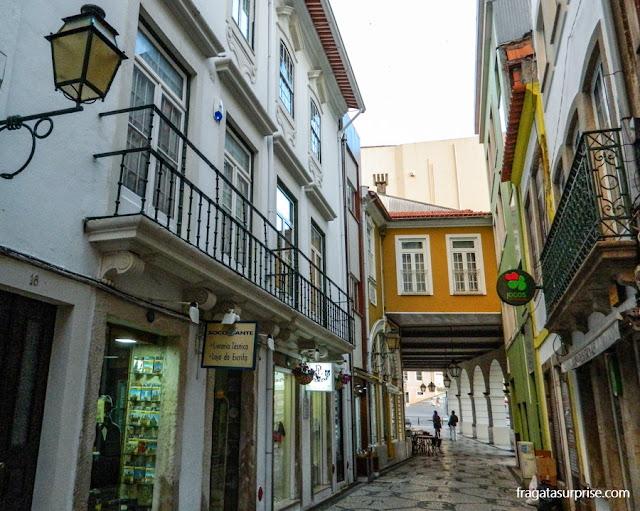 Centro Histórico de Aveiro, Portugal