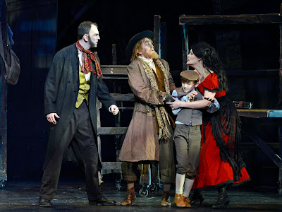 BWW Review: MTW's OLIVER! Exudes Thrill and Joy