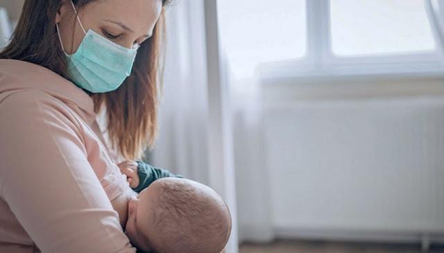 ¿Cómo amamantar a mi bebé si tengo coronavirus?: lactancia materna durante la pandemia del Covid-19