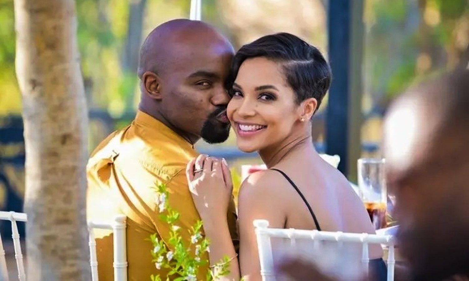 Fans Stand With Dr Musa After Trolls Question Why He 'Loves His Wife Too Much'