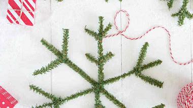 8 DIY con limpiapipas que podrás hacer esta Navidad