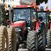 AGRICULTORES Y GANADEROS SE PREPARAN PARA LA MANIFESTACION MULTITUDINARIA QUE SE CELEBARA EN MURCIA MAÑANA