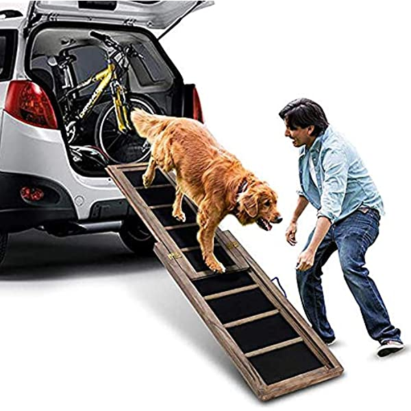 Telescopic Ramps for dog