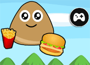 Pou Food Hunt