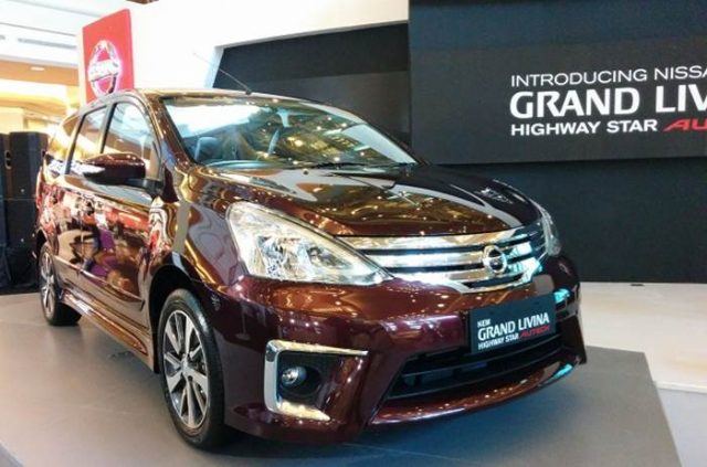 Harga Bekas Nissan Grand Livina