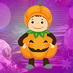 Games4King - G4K Pretty Pumpkin Boy Escape Game