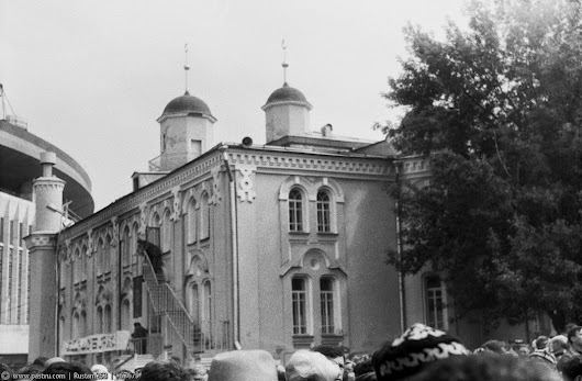 The Lost Mosque of Moscow