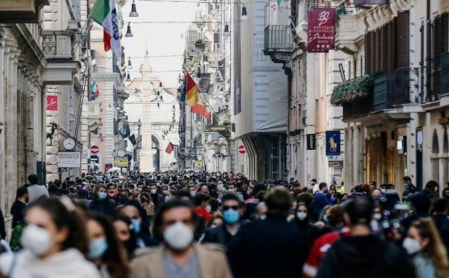 Ιταλία: Τέλος η εξ αποστάσεως εργασία για τους δημοσίους υπαλλήλους από τις 15 Οκτωβρίου