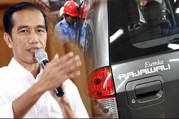 Presiden Jokowi Akan Resmikan Pabrik Mobil Esemka April 2016