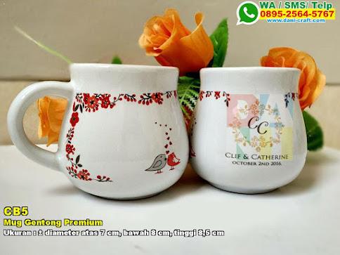 Mug Gentong Premium