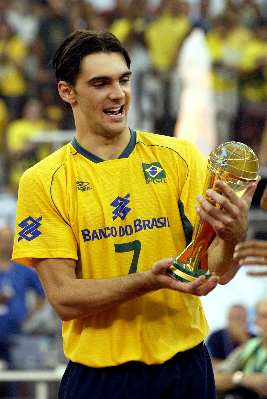 pemain voli terbaik di dunia gilberto godoy filho amauri de giba