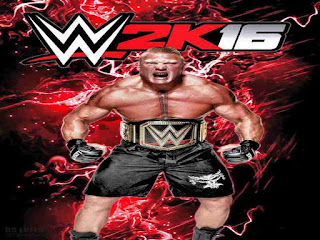 WWE 2K16 Game Free Download