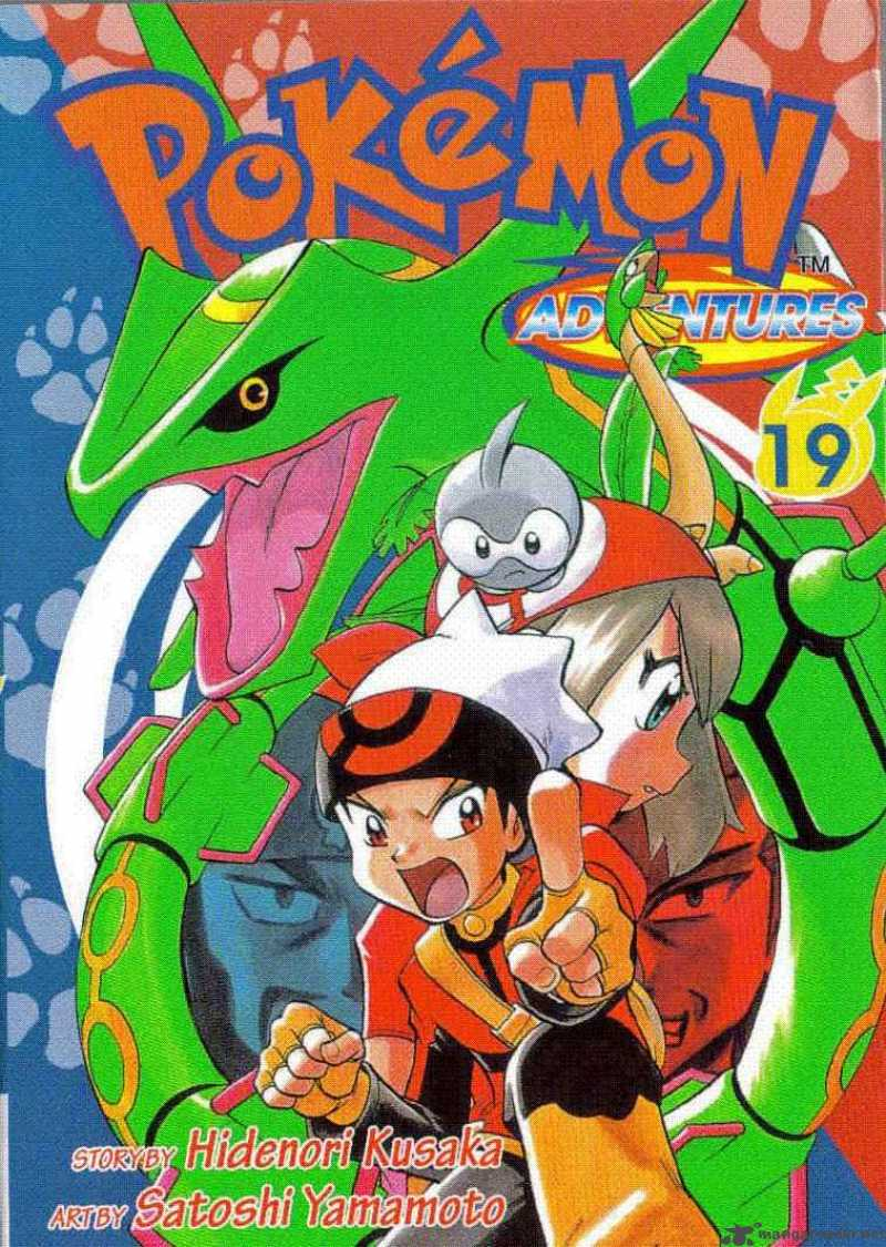 XY Chapter - The Pokemon Fan Chapters