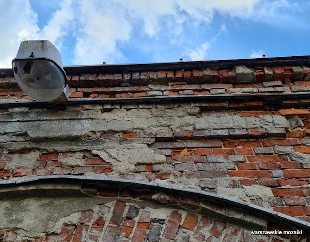 Warszawa Warsaw architektura architecture Kamionek Praga Południe Metalik garbarnia Lubelska 16 czerwona cegła