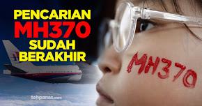 Thumbnail image for Pencarian MH370 Sudah Berakhir