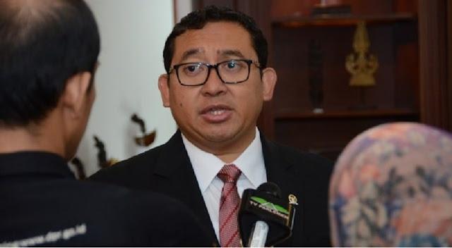 """Fadli Zon Kritik Tajam Pemerintahan Jokowi, """"Pak Menko Salah Lagi"""""""