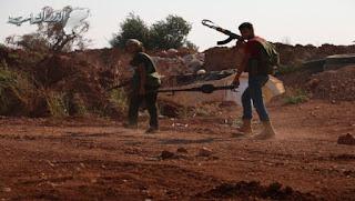 Rezim Syiah Asad Kehilangan Puluhan Tentara dan Kendaraan Militer Selama Pertempuran di Hama