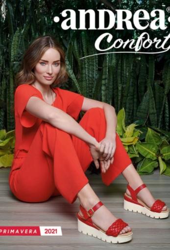 Catalogo Andrea confort Primavera 2021