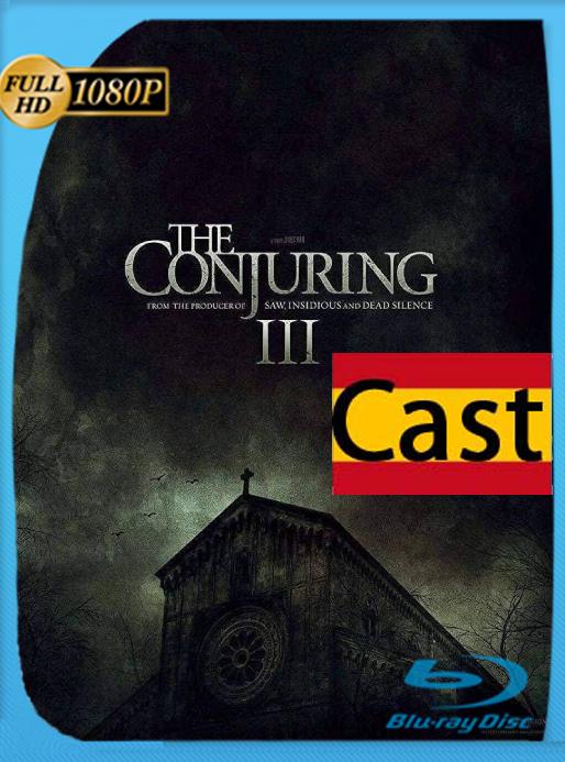 El conjuro 3: El diablo me obligó a hacerlo (2021) [WEB-DL 1080p] Español Castellano [GoogleDrive]
