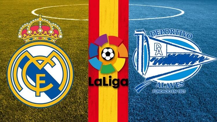 موعد مباراة ريال مدريد ضد ديبورتيفو ألافيس والقنوات الناقلة في الجولة رقم 11 من الدوري الإسباني