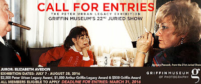 CALL FOR ENTRIES: The Griffin Museum of Photography 22nd Annual Juried Exhibition