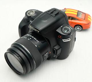 Jual Kamera Sony Alpha A290 Bekas