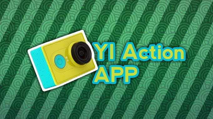 YI Action CAM APP
